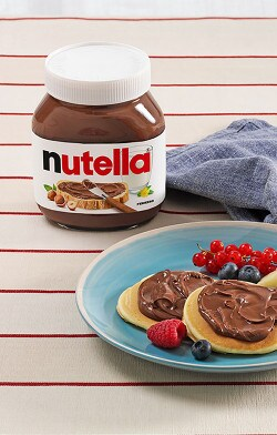 Find your Recipe Jar Pancakes | Nutella