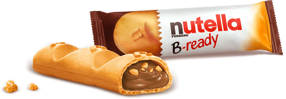 nutella B-ready Riegel