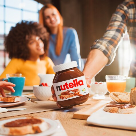 Nutella Breakfast Products | Nutella