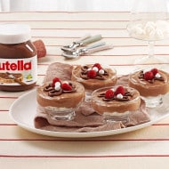 Mousse con Nutella® | Nutella