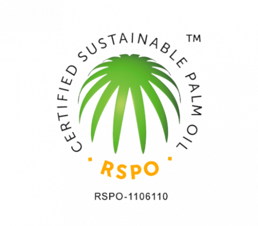 Sustainable Palm Oil RSPO Logo | Nutella