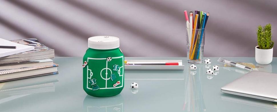 Money Jar With Empty Nutella Jar Diy Idea